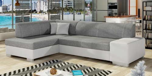 Designová rohová sedací souprava Folly - šířka 268 cm