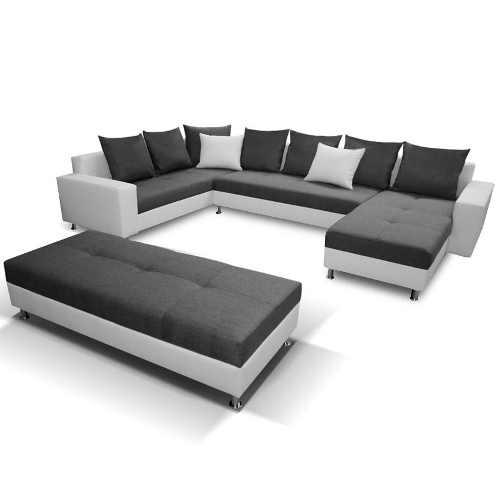 Moderní sedací souprava s úložným prostorem