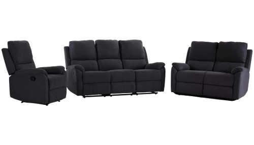 kvalitní sedací souprava s relaxační funkcí