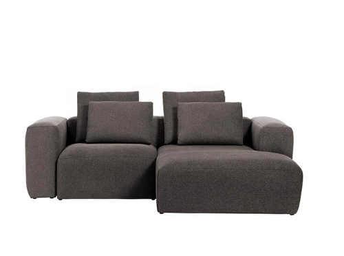 komfortní dvoumístná čalouněná sedačka