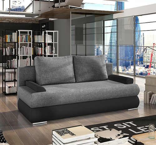 stylové sofa v různých barvách