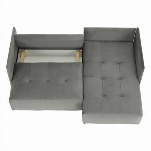 moderní čalouněná rozkládací sedačka