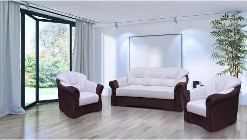 Moderní praktický set do obývacího pokoje
