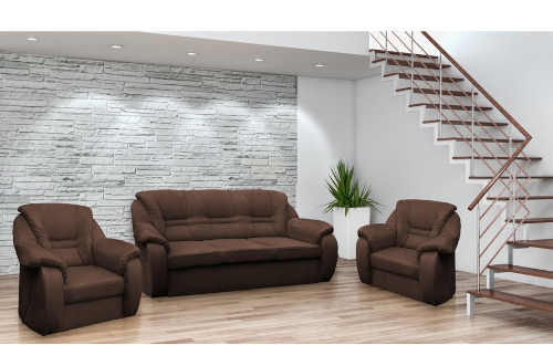 moderní čalouněný set do obýváku