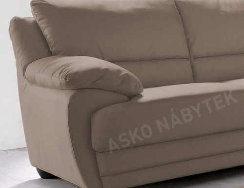 luxusní pohodlná pohovka pro 2 osoby
