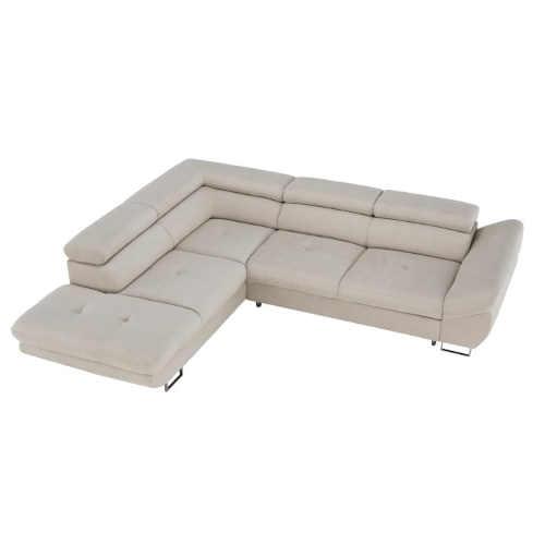luxusní prostorná čalouněná sedačka