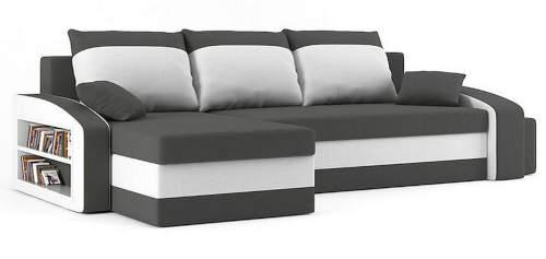 Rohová sedačka do moderního obývacího pokoje