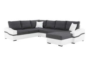 Luxusní sedací souprava do tvaru U